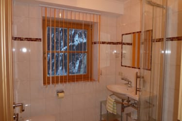 Ferienwohnung 3 Kupfergeist: Dusche / WC
