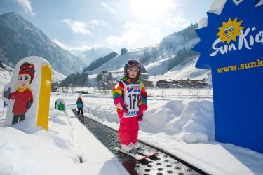 Skikindergarten Zauberteppich Skischule