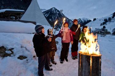 Kinderbetreuung Winterzauber