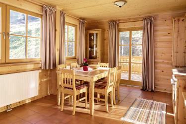 Kreuzkogel Wohnzimmer
