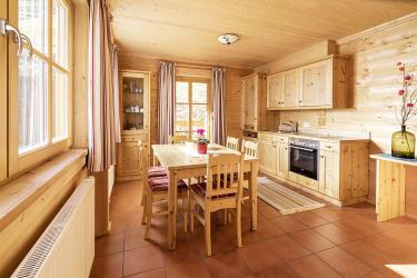 Kreuzkogel Küche