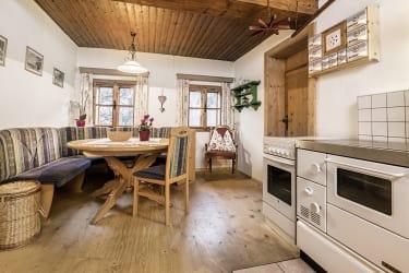 Bauernhaus Küche