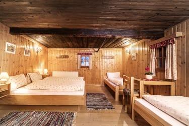 Bauernhaus Schlafzimmer