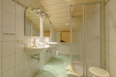 Ennskrax Badezimmer