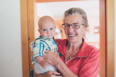 Barbara mit Josef
