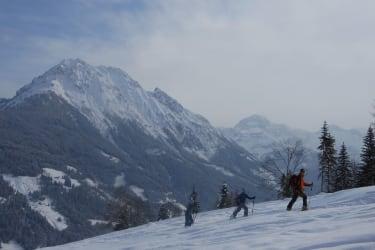 Skitour Kleinarlerhütte