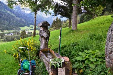 Der erfrischende Brunnen