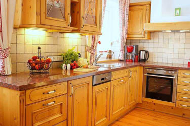Herzklopfen Küche