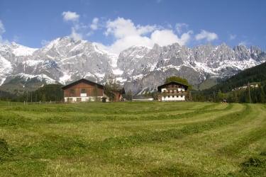 unser Zuhause in Mühlbach