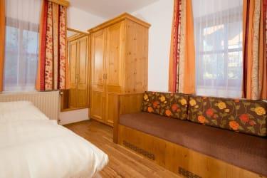 Schlafzimmer Typ A und B