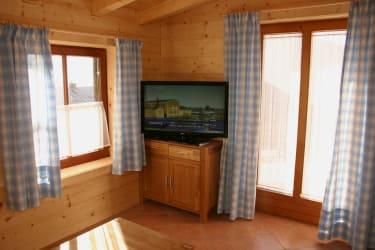 Enzian sonniges Wohnzimmer