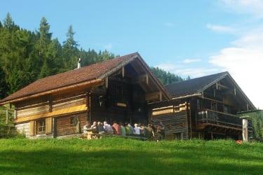 Eschbach Almhütte