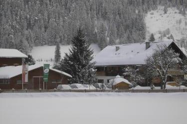 Unser Hof - Arnoldgut im Tiefverschneiten Winterkleid