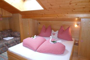 Schlafzimmer in der FW Eschenstube