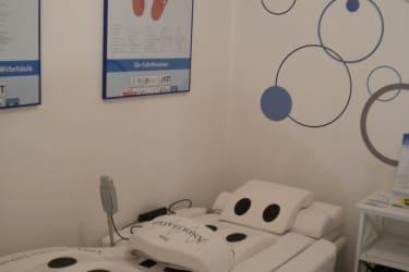 Nach Sport  oder zum Entspannen : neu ab 2011 unsere Massageliege