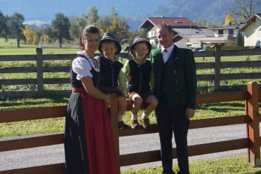 Unsere Familie