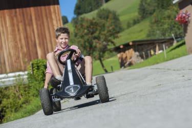 Spielplatz Go Cart