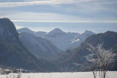 Ein Blick Richtung Obertauern