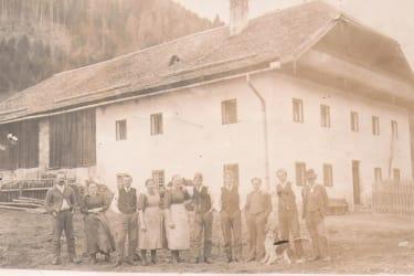 Loitzhof 1925