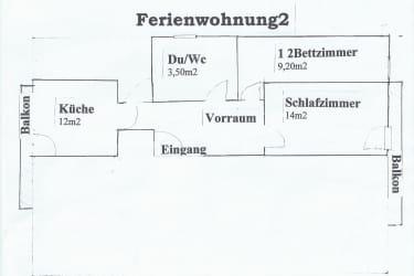Fewo Hochthron