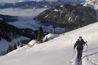 Skitouren sind ab November möglich