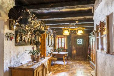 Jagdliches Vorhaus