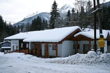 Im Winter gut erreichbar