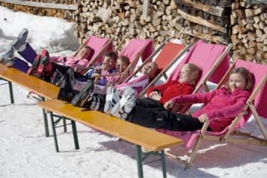 Sonnenskiurlaub ab Februar ist Erholung für Körper und Geist