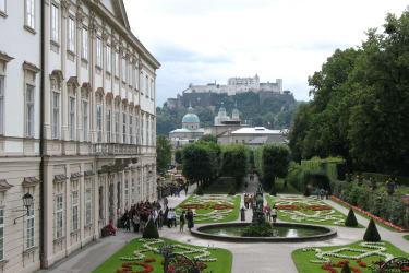 Kulturhauptstadt Salzburg im Sommer