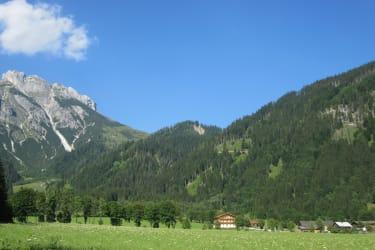 Oberlehengut in traumhaft schöner Lage am Fuße des Tennengebirges