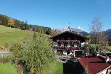 Berghof Wildau im Lammertal