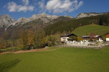 Wildau und Tennengebirge