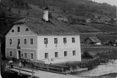Schlickenhof um 1900