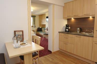 Küche Zirbenzimmer 2