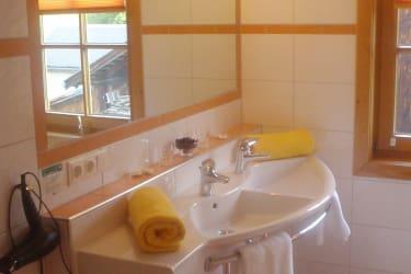 Badezimmer  Gensgitsch