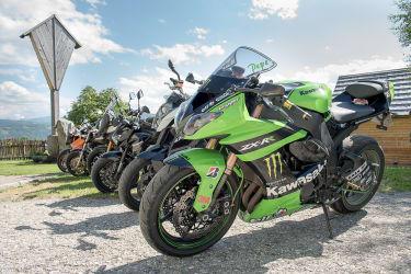 Willkommen auf dem ersten Motorradbauernhof Österreichs