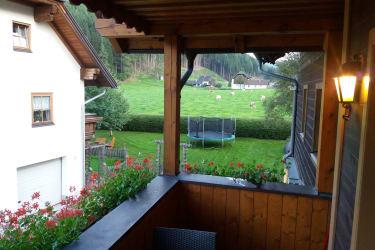 Balkon Wohnung Mitterberg