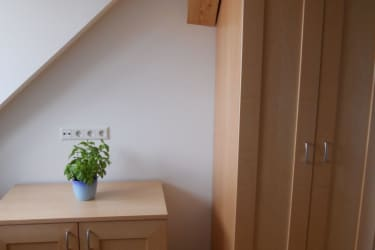 Schlafzimmer Burgblick
