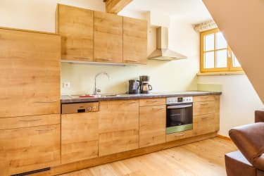 Küchenzeile Burgblick