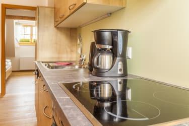 Küche Burgblick