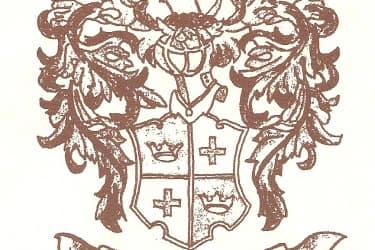 Unser Hauswappen aus dem Jahre 1694