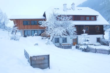 Winterlandschaft Tonibauer