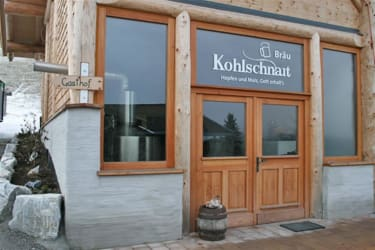Eigene Brauerei