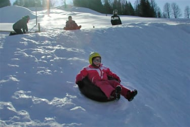 Snowtubing Bahn