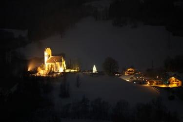 Pfarrkirche St. Georgen im Pinzgau