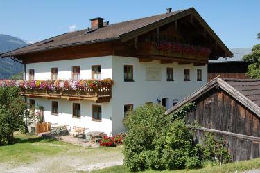 Außensicht Großberghof
