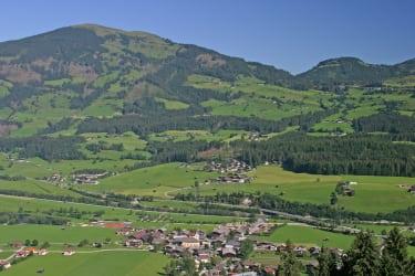 Sommer Hollersbach Scharrerhof