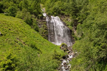 Unser Wasserfall