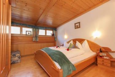Schlafzimmer 1 Ferienwohnung