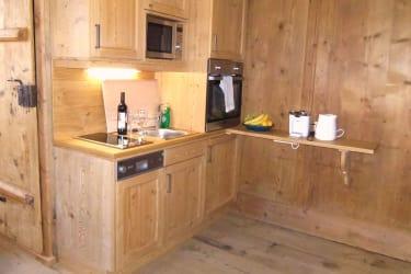 Ritterzimmer Küche